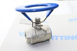 Wholesale oval handle: Stainless Steel Oval Handle Ball Valve Female Threaded