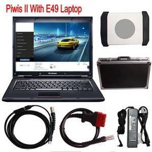 Wholesale Diagnostic Tools: Porsche Piwis Tester 2 with Lenovo E49 Laptop Piwis II V15.600