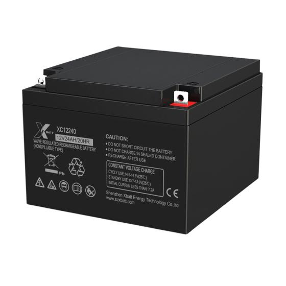 Sell 12V24AH solar system lead acid battery