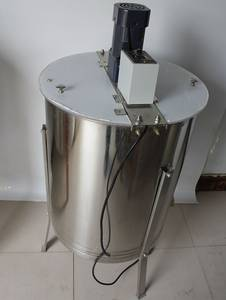 Wholesale used h beam: 6 Frames  Electric Honey Extractor