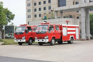 Wholesale china welding guns: Isuzu 600p Fire Fighting Equipment