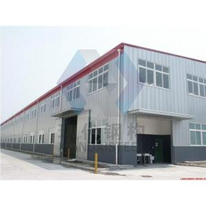 Wholesale steel structure building: China Manufacture Fabrication  Steel Structures for Workshop Warehouse Hangar Building