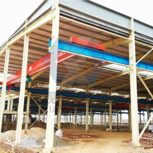 Wholesale steel framing: Light Gauge Steel Framing Prefabricated House / Factory / Shed Steel Structure Drawing