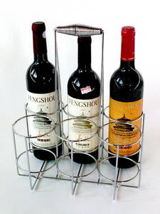 Wholesale Wine Racks: Wine Rack,Metal Bottle Holder,Wine Holder