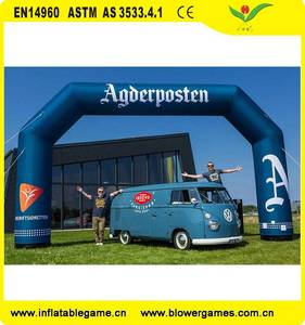 Wholesale inflatable arch: Promotion Advertising Giant Door Archway Inflatable Arches