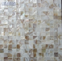 Sell Square Flower Mother of Pearl Shell Mosaic Tiles,Wall Tiles, backsplash
