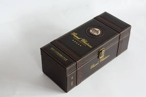 Wholesale Wine Boxes: The Wine Packaging Box 1