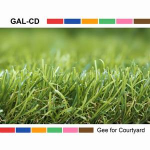 Wholesale synthetic turf: Anti UV Synthetic Garden Turf Landscaping Artificial Grass Price
