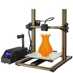 Wholesale 3d printing: Creality 3D Printer Dual Extruder One Nozzle Two Colors Printing Multi Color Large 3D Printer