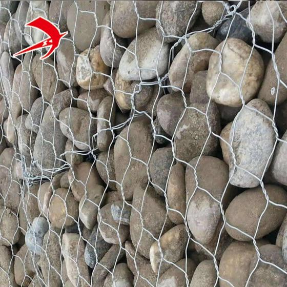 Sell hot dipped galvanized hexagonal gabion wire mesh gabion boxes stone baskets