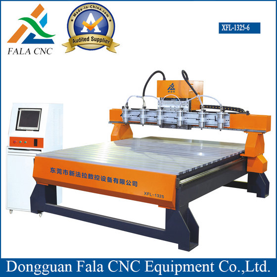 XFL-1325-6 Woodworking Engraving Machine