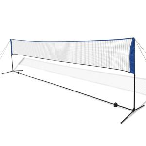 Wholesale Badminton: Adjustable 3.05*1.55m/1.2m/1.07m Badminton Practice Net
