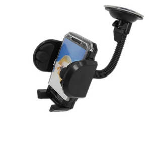Wholesale windshield: Car Windshield Gooseneck Clamp Phone Brackets for Iphone 6