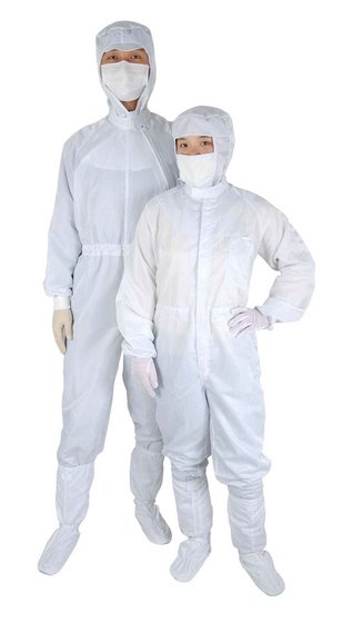 Anti Static Clothing : Anti static cleanroom esd jump suit workwear clothes
