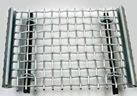 Wholesale screen for mining: Crimped Wire Mesh Application As Screen for Mining