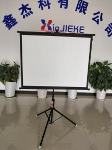 Wholesale projector screen: Portable Mini Tripod Fast Folding Projector Screen Projection