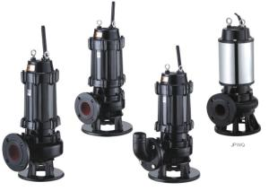 Wholesale waste pump: Cast Iron or SS.304 Material Submersible Waste Water Pump