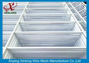 Wholesale galvanized wire: Science & Industry Zone Electric Galvanized 3D Wire Mesh Fence