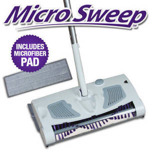 Wholesale 360 mop: 2 in 1 Cordless Sweeper Micro Sweeper