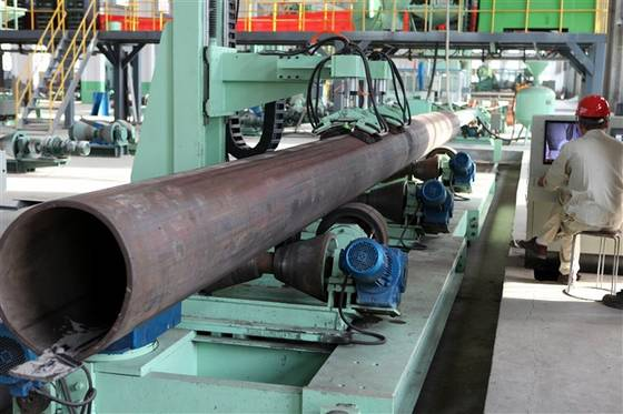 Sell API 5L X60 RL-4  LSAW STEEL PIPE