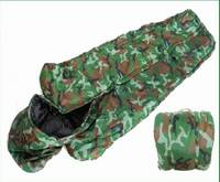 Sleeping Bags for Military Camping