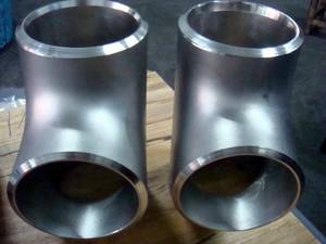 Wholesale a234wpb tee: ASME B16.9 Butt Welded A234 WPB Equal Tee