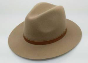 Wholesale ladies hat: Wholesale Wool Felt Hats for Women Lady Custom Homburg
