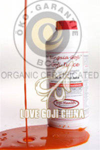 Wholesale goji juice concentrate: 2014 New  Organic Goji Concentrated Juice