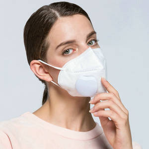 Wholesale korea air purifier: Guo Feng USB Rechargeable 550mah Air Purifying Respirator Mask with GB2626-2006 N95