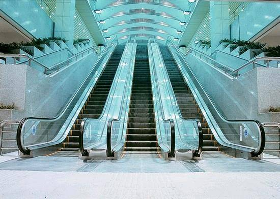 Escalator and Travalator