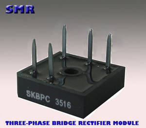 Wholesale rectifier diodes: Three-Phase Bridge Diode Bridge Rectifier