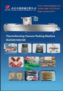 Wholesale thermoforming machine: Foil Thermoform Vacuum Packaging Machine