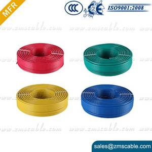 Wholesale h05s k: Flexible House Wiring Electrical Cable 450/750V PVC Insulated RVV Cable Electrical Wire
