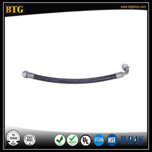 Wholesale hose assembly: High Pressure OEM Power Steering Hose Assembly