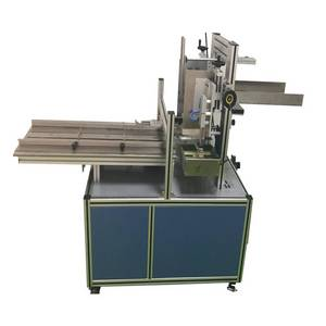 Wholesale packing box: Automatic Hot Melt Glue Boxes Packing Machine