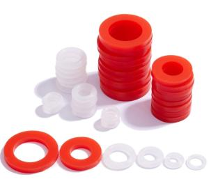 Wholesale silicone o ring: Various Size Soft Silicone O Ring Sealing Gasket Washers