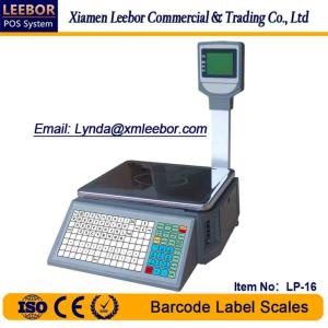 Wholesale Other Store & Supermarket Equipment: Electronic Barcode Label Scale, Supermarket Retail Printing Scales, Support Arabic/ Spanish/ Hindi
