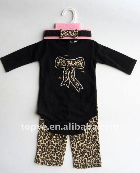 Newest Infant Babies Clothing for Girl Wear