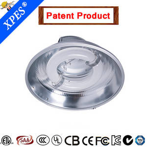 Wholesale high bay light fixture: Induction Aluminum Fixture High Bay Light 200w with 5 Years Warranty