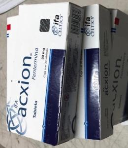 Wholesale weight loss: Acxion 30 Mg