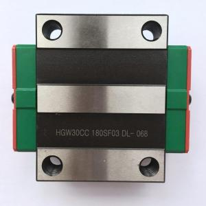 Wholesale linear guideway: Original Hiwin Linear Guide Rail Slide Block Bearing HGW30CC