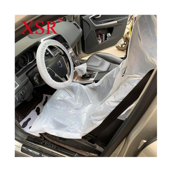 Manufacturer Well Made Waterproof Car Protector Set 5 in 1 Seat Cover