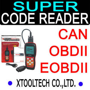 Wholesale obdii: [Xtool] PS100 OBDII/EOBDII/CAN OBDII Code Scanner