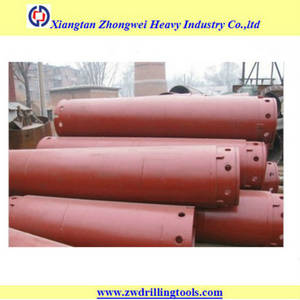 Wholesale foundation case: Double Wall Casing Tubes for Foundation Construction