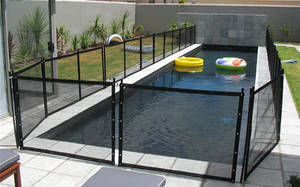 Wholesale pool border: High Quality Cheap Pool Fence Removable Fence Gate Vinyl Fence