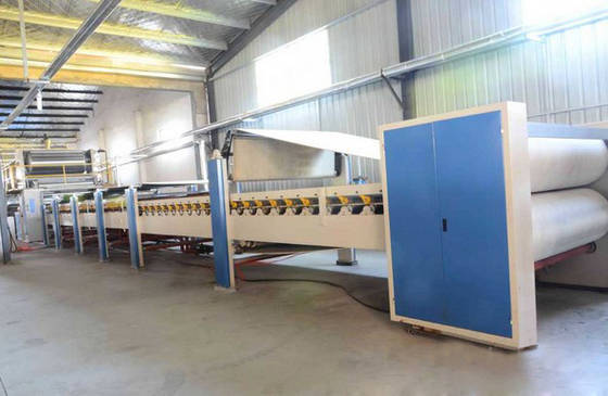 Sell Best quality 5 Layers Corrugated Cardboard Production Line