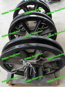 Wholesale idler roller: KH180-3 Front Idler Roller for HITACHI Crawler Crane