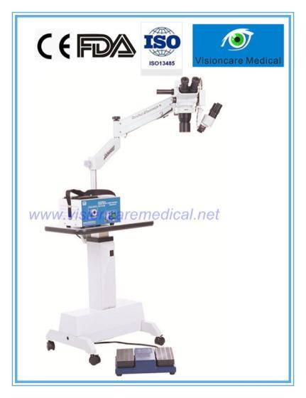 Sell Ophthalmic Tower Style Slit Lamp Microscope