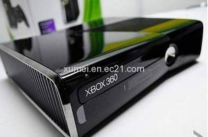 Wholesale trailer tent: MicrosoftS XboxS 360S Slim Bundle 250 GB Console KINECT