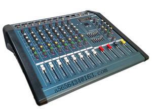 Wholesale mobile mic: 8 Channel USB Mixer